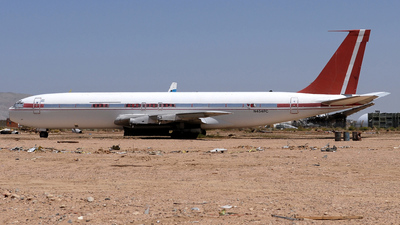 N454PC - Boeing 707-321B - Omega Air