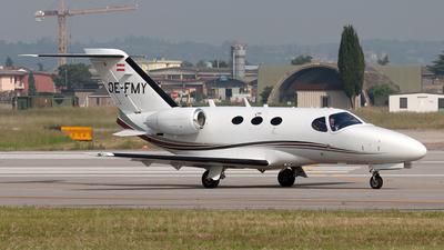 OE-FMY - Cessna 510 Citation Mustang - Private