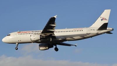 A picture of URCNJ - Airbus A320211 - [311] - © Alireza Khodakarami