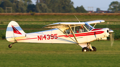 N14395 - Piper PA-18-150 Super Cub - Private