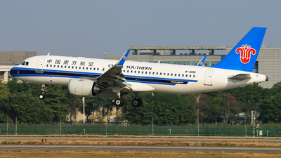 B-305E - Airbus A320-251N - China Southern Airlines
