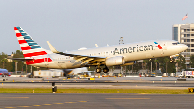 A picture of N945NN - Boeing 737823 - American Airlines - © Mangus