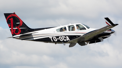 TG-GCA - Beechcraft 95-B55 Baron - Private