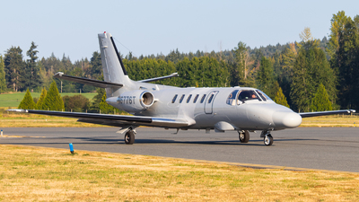 N6776T - Cessna 550 Citation II - United States - US Customs Service