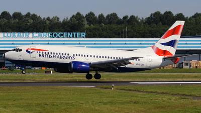 G-LGTF - Boeing 737-382 - British Airways