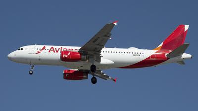 N685TA - Airbus A320-232 - Avianca Central America