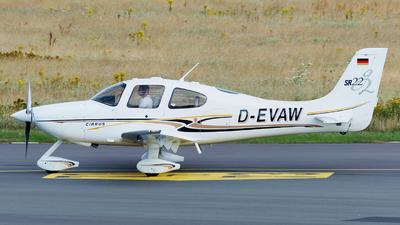 D-EVAW - Cirrus SR22 G2 - Private