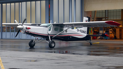 D-FANO - Pilatus PC-6/B2-H4 Turbo Porter - Private