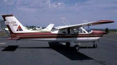 VH-DZR - Cessna 177 Cardinal - Private