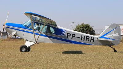 PP-HRH - Neiva P-56C Paulistinha - Aero Club - Catanduva