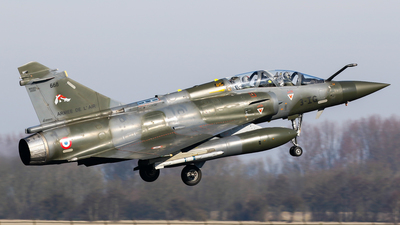 668 - Dassault Mirage 2000D - France - Air Force