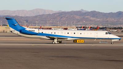 A picture of N43VA - Embraer ERJ145LR - [145061] - © BaszB