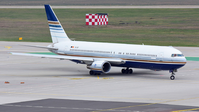 A picture of ECLZO - Boeing 76735D(ER) - Privilege Style - © Iurii Tolstik