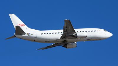 OO-TNG - Boeing 737-3Y0(QC) - TNT Airways