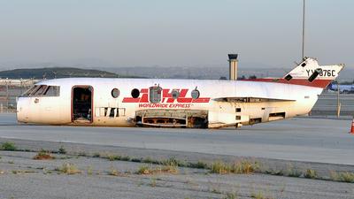 YV-876C - Dassault Falcon 20D - DHL (Vensecar Internacional)