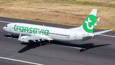 F-GZHF - Boeing 737-8HX - Transavia France
