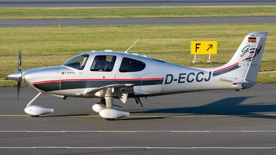 D-ECCJ - Cirrus SR22-GTS G3 Turbo - Private