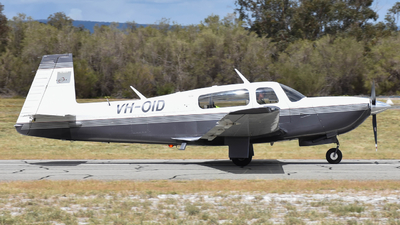 VH-OID - Mooney M20R Ovation - Private