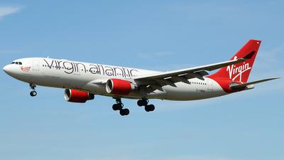A picture of GVMNK - Airbus A330223 - Virgin Atlantic - © Bjoern Huke