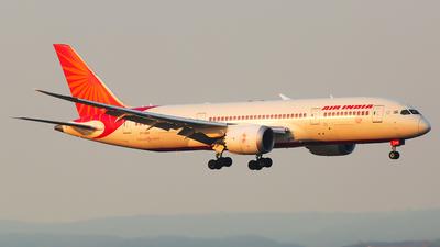 VT-ANZ - Boeing 787-8 Dreamliner - Air India