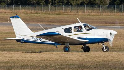 VH-MFD - Piper PA-28-140 Cherokee - Private