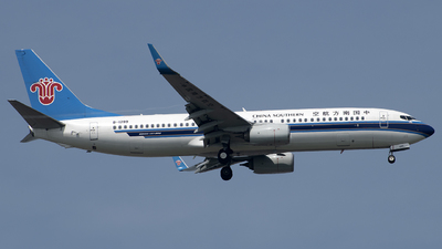 B-1299 - Boeing 737-81B - China Southern Airlines
