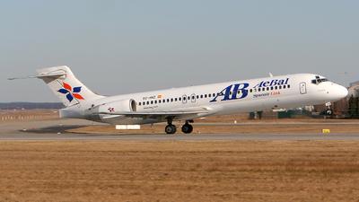 EC-HNZ - Boeing 717-2CM - Spanair Link (AeBal)