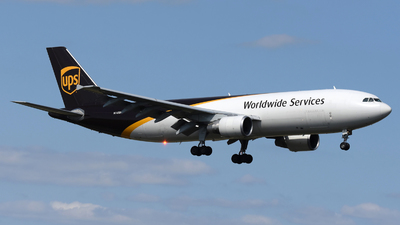A picture of N145UP - Airbus A300F4622R - UPS - © DJ Reed - OPShots Photo Team
