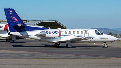 OE-GCH - Cessna 550B Citation Bravo - Sparfell Luftfahrt