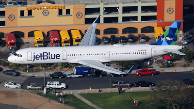 N923JB - Airbus A321-231 - jetBlue Airways