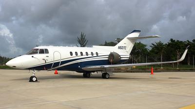 N50TC - British Aerospace BAe 125-800A - Private