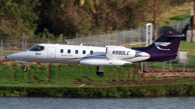 N990LC - Gates Learjet 35A - Private