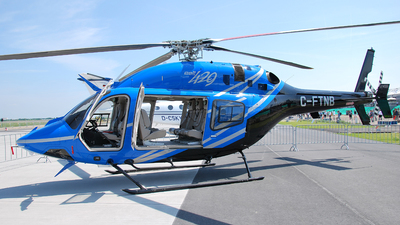 C-FTNB - Bell 429 - Private