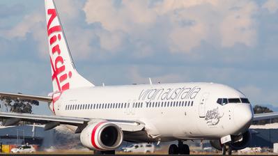 A picture of VHVUG - Boeing 7378FE - Virgin Australia - © William Bond