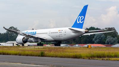 EC-MMX - Boeing 787-8 Dreamliner - Air Europa