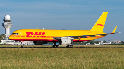 G-DHKS - Boeing 757-223(PCF) - DHL Air