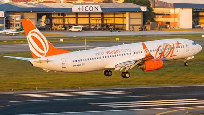 A picture of PRVBK - Boeing 7378EH - GOL Linhas Aereas - © Marcos V. Oliveira