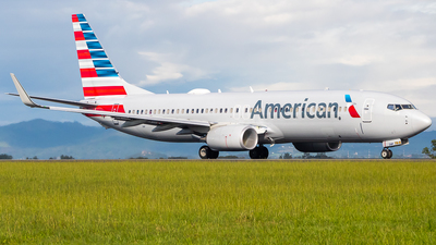 A picture of N944NN - Boeing 737823 - American Airlines - © Alonso Cisneros