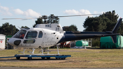 ZK-HKC - Eurocopter AS 350B3 Ecureuil - Helicopter Services