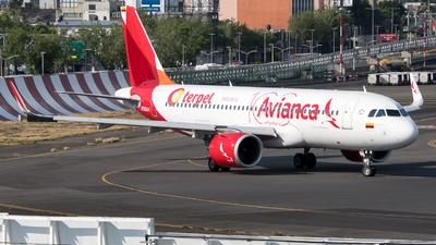 N766AV - Airbus A320-251N - Avianca