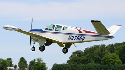 A picture of N2786V - Beech 35 Bonanza - [D178] - © DJ Reed - OPShots Photo Team