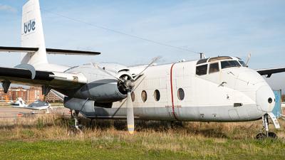 EC-GQL - De Havilland Canada DHC-4 Caribou - BDE