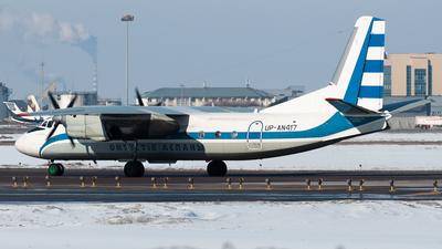 UP-AN417 - Antonov An-24RV - Southern Sky