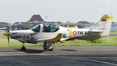 LD-1224 - Grob G120TP - Indonesia - Air Force
