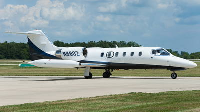 N880Z - Gates Learjet 35A - Private