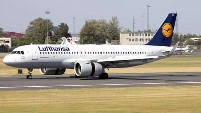 A picture of DAINA - Airbus A320271N - Lufthansa - © Aleksei Sorokin