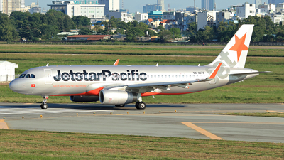 VN-A573 - Airbus A320-232 - Jetstar Pacific Airlines