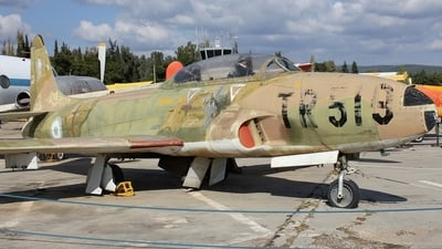 58519 - Lockheed T-33A Shooting Star - Greece - Air Force