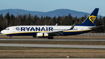 A picture of EIDCN - Boeing 7378AS - Ryanair - © Oliver Sänger