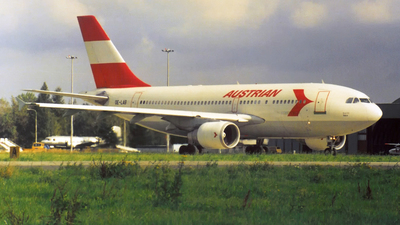 OE-LAB - Airbus A310-304 - Austrian Airlines
